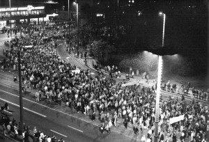 October 23, 1989 Protest, Leipzig