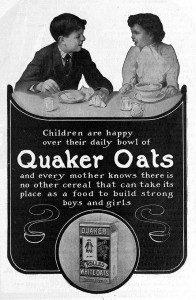 Quaker_Oats_advertisement_1905