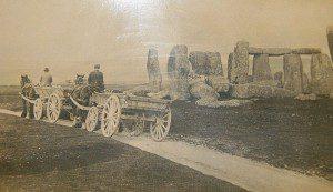Stonehenge_with_farm_carts,_c._1885