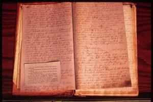 Diary of F.O. Nilsson