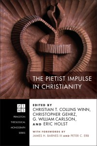 Collins Winn et al. (eds.), The Pietist Impulse in Christianity