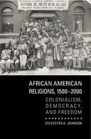 Johnson, African American Religions