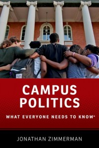 Zimmerman, Campus Politics