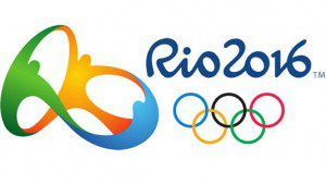Logo for 2016 Rio Olympics