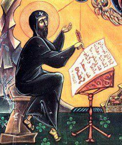Icon of St. Ephrem the Syrian