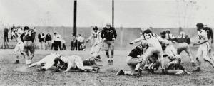 Bethel football in 1956