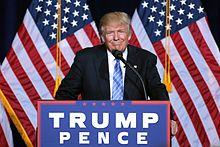 AB Trump PEnce wikipedia