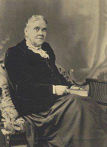 Ellen G. White in 1899