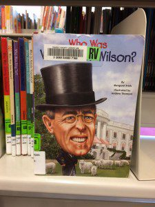 Frith, Who Was Woodrow Wilson?