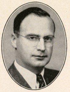 Emery Johnson, ca. 1943