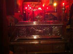 Reliquary of St. Gregory Palamas