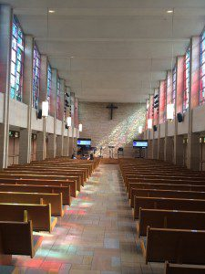 Crown College chapel