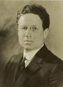 Harry Emerson Fosdick, ca. 1925