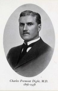 Charles Fremont Dight, ca. 1930