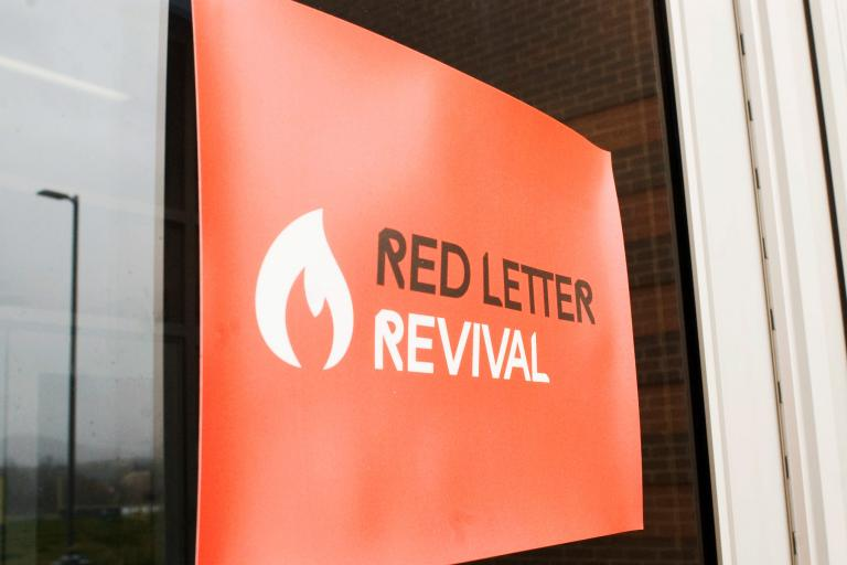 Red Letter Revival.Evangelicals In Lynchburg A Photo Essay David Swartz