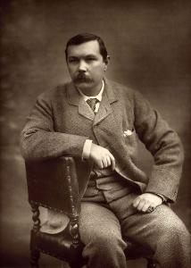 Arthur Conan Doyle in 1893