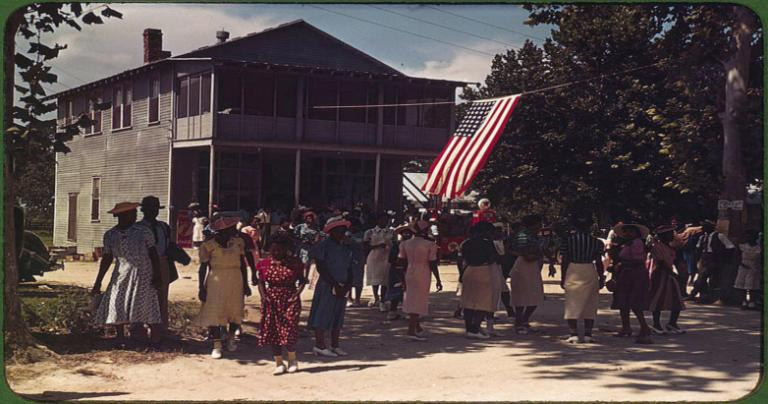 4th of July Celebration in 1939