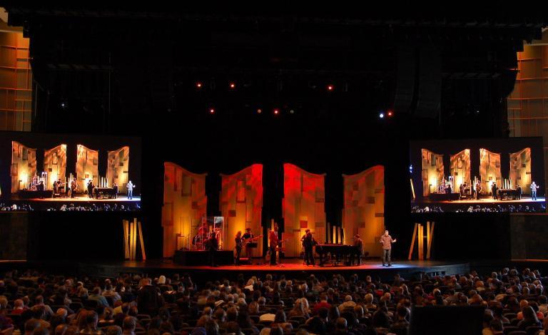 Willow Creek worship, 2012