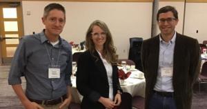 David Swartz, Lisa Weaver Swartz, John Turner