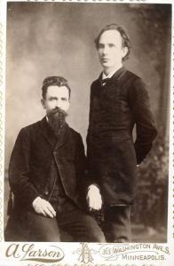 Fredrik Franson and E.A. Skogsbergh