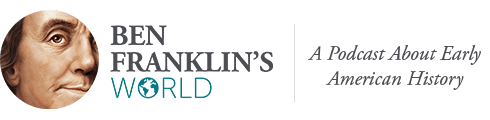 Ben Franklin's World website logo