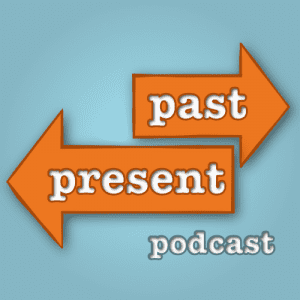Past Present Podcast logo