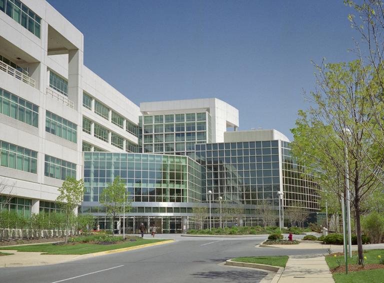 College Park National Archives building