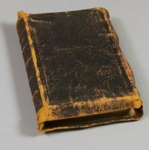 Bible presented to Frederick Douglass