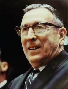 John Wooden in 1972