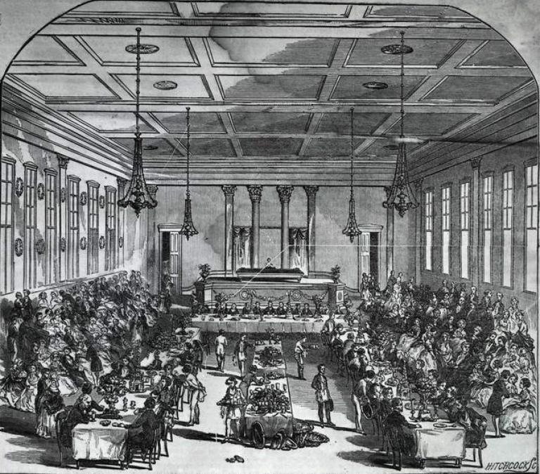 Rochester's Corinthian Hall