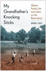 Child, My Grandfather's Knocking Sticks