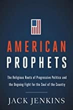 image of book cover for American Prophets by Jack Jenkins