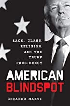image of book cover for American Blindspot by Gerardo Marti
