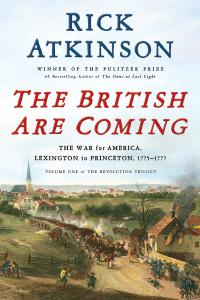Atkinson, The British Are Coming