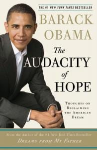 Obama, Audacity of Hope