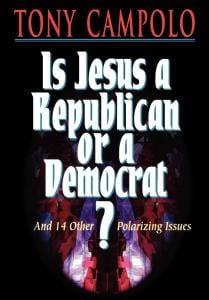 Campolo, Is Jesus a Republican or a Democrat?