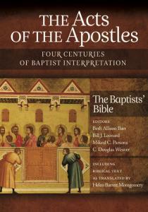 Barr et al. (eds.), Acts of the Apostles