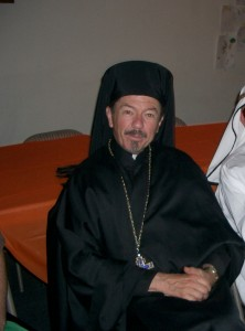 Rev Dr. Michael Trigg
