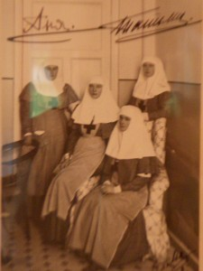 Nuns murdered for being nuns.