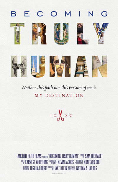 Becoming Truly Human Poster_opt