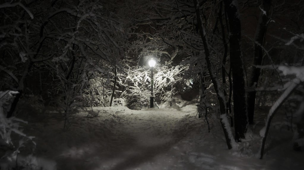 Exit here for Narnia, photo courtesy of TERTPO/Flickr Commons
