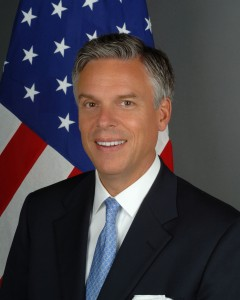 Former U.S. Ambassador to China and Singapore, and former Utah Governor, Jon Huntsman. Image obtained through Creative Commons.