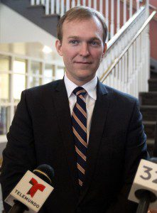 Salt Lake County Mayor Ben McAdams. Image obtained through Creative Commons.