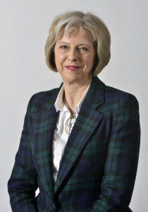 British Prime Minister Theresa May. Image obtained from Creative Commons.
