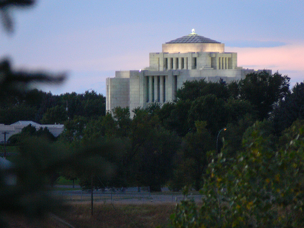 """The """"Canadian Temple"""""""