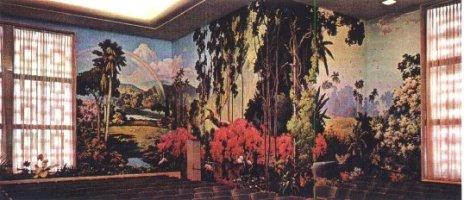 LA's Garden Room (1955)