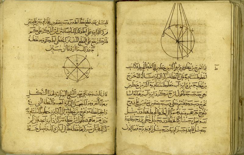 mathematical ms. bi al-'arabi
