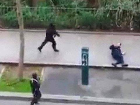 The murder of a Muslim policeman