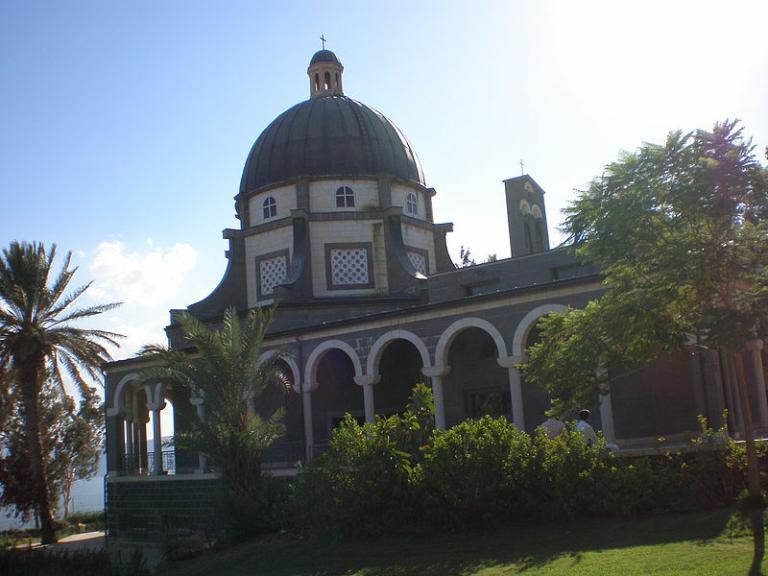 Mussolini's little chapel
