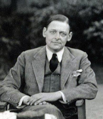 Thomas Stearns Eliot photo
